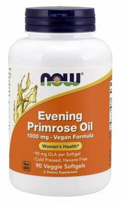Now Evening Primrose Oil 1000 Mg