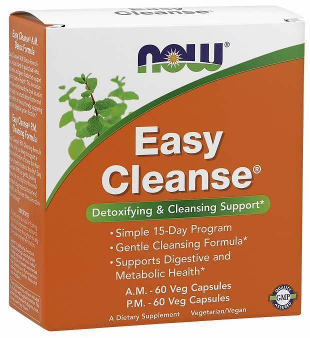 NOW Easy Cleanse 15day