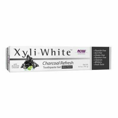 Now Foods Xyliwhite- Charcoal Fresh Mint