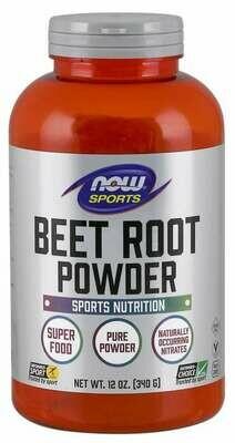 NOW Sport Beet Root Powder 12oz