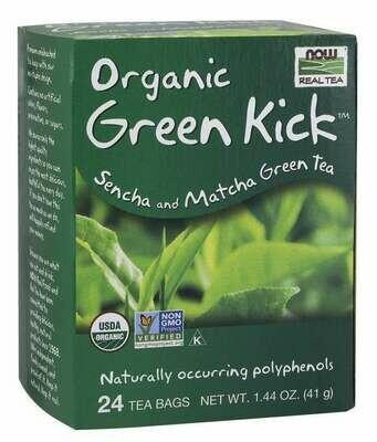 NOW Tea Green Kick 24ct