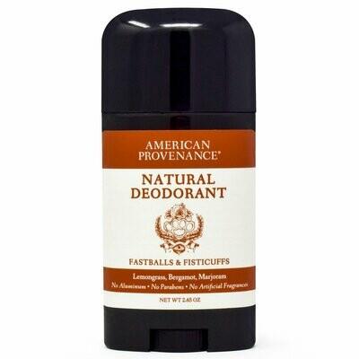 American Provenance Deodorant Fastballs
