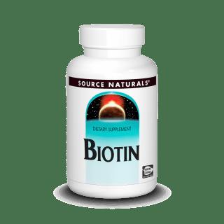 Source Naturals Biotin 10,000 60