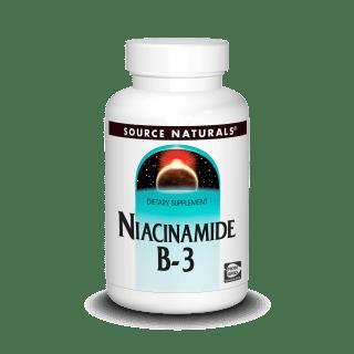 Source Naturals B3 25mg 60 Loz