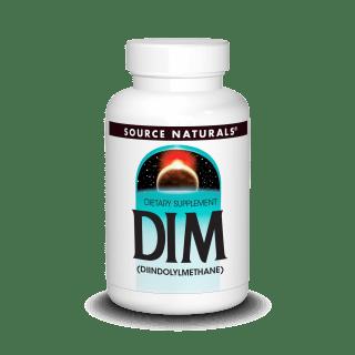 Source Naturals DIM 100mg 60tab