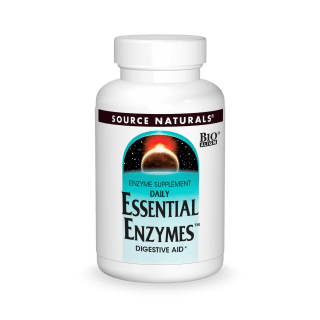 Source Naturals Essential Enzymes 90cap