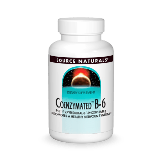 Source Naturals Coenzy B-6 P5p 60