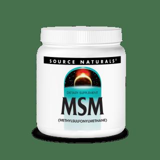 Source Naturals MSM Powder 16oz