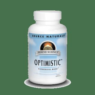 Source Naturals Optimistic 30tab