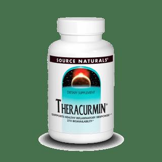 Source Naturals Theracumin 60 Caps