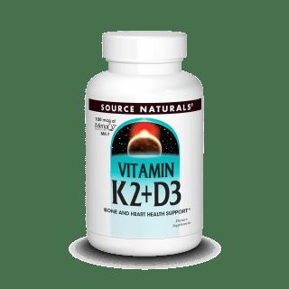 Source Naturals Vitamin K2 D3 60