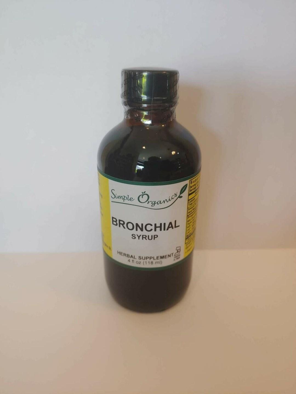 Simple Organics Bronchial Syrup 4oz