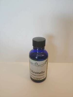 Simple Organics Citronella EO 1oz