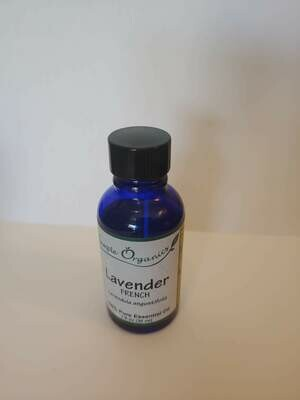 Simple Organics French Lavender EO 1oz