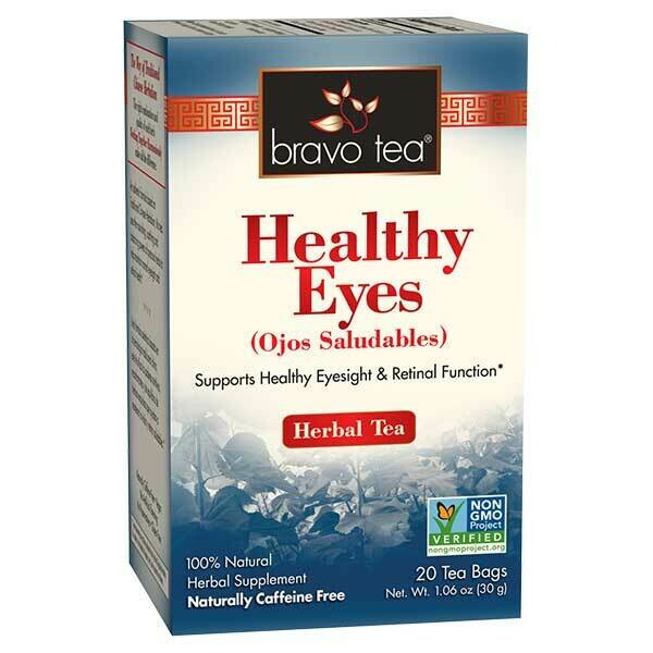 Bravo Healthy Eyes Tea 20ct