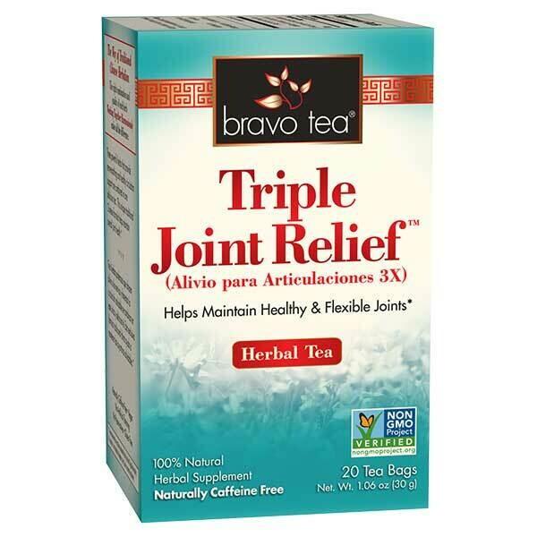 Bravo Triple Joint Relief Tea 20ct