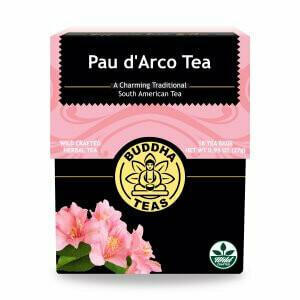 Buddha Tea Pau D Arco 18ct
