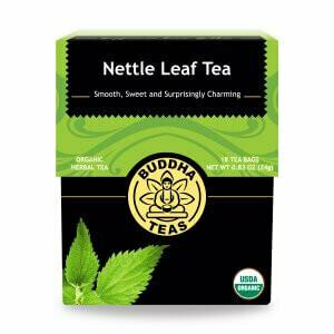 Buddha Teas Nettle Leaf Tea