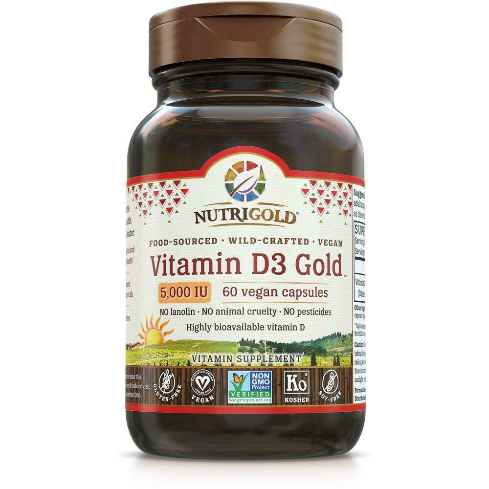 Nutrigold vitamin d3 5000