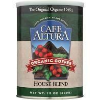 Cafe Altura Ground House Blend 12oz
