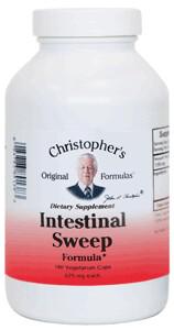 Dr Christophers Intestinal Sweep