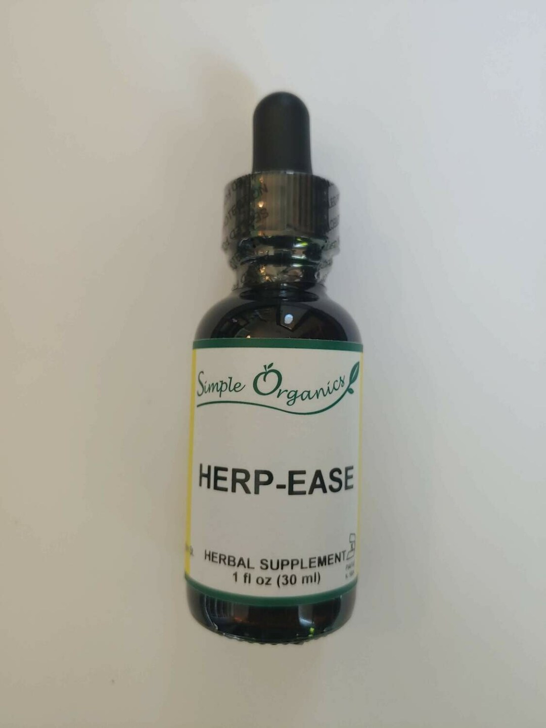 Simple Organics HerpEase 1oz