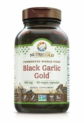 Nutrigold Black Garlic 90vcap