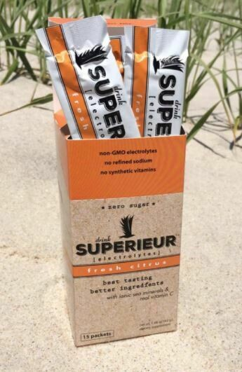 Superieur Fresh Citrus 15 Pack