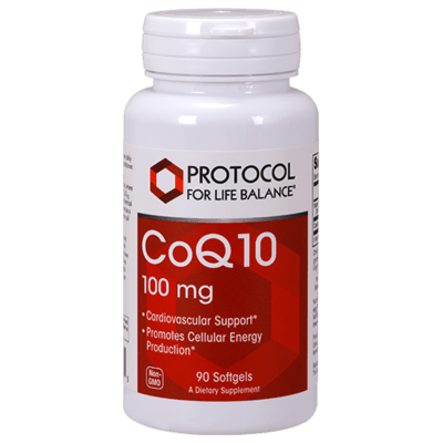 Protocol For LifeCoQ10 100mg 90sgel