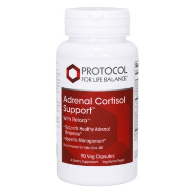 Protocol Adrenal Cortisol 90vcap