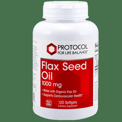 Protocol Flax Oil 120sgel