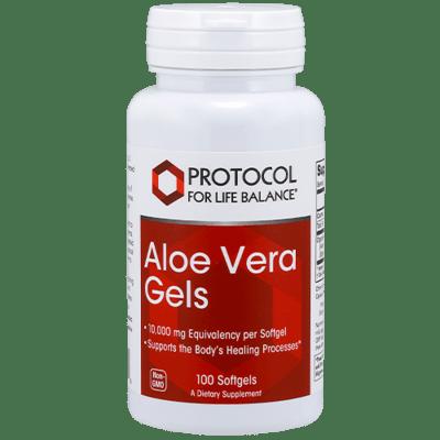 Protocol Aloe Vera Gels