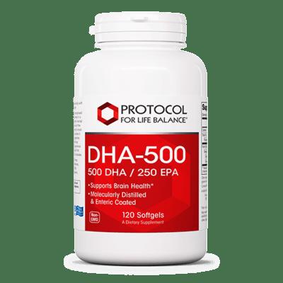 Protocol DHA 500 120cap
