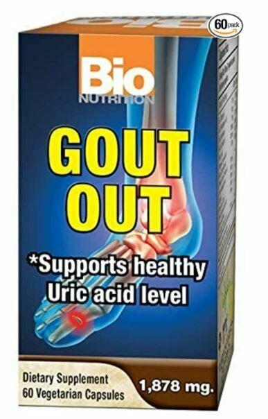 Bio Nutrition Urilow 60vcap