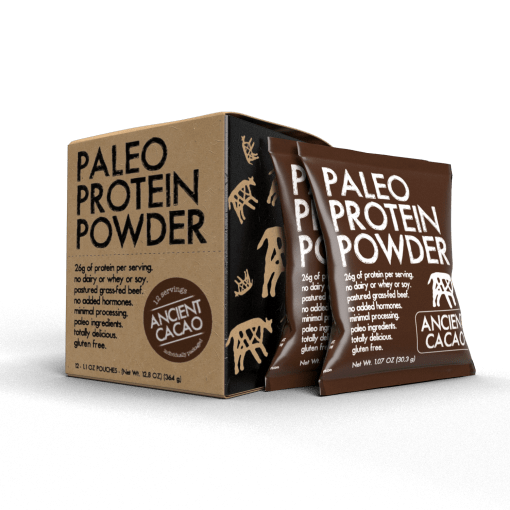 Paleo Protein Powder Single Pack