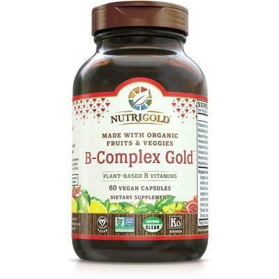 Nutrigold B Complex 60vcap