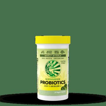 Sunwarrior Probiotics Soil Based 30vcap