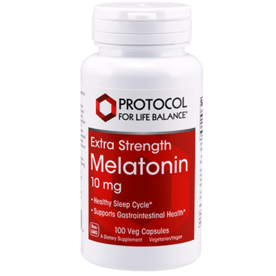Protocol Melatonin 10mg 100cap
