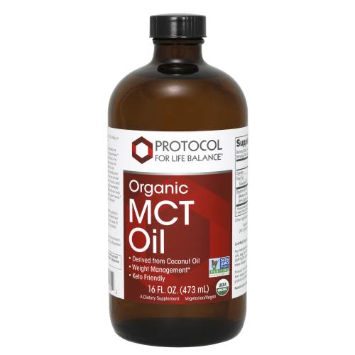 Protocol Organic MCT Oil 16oz