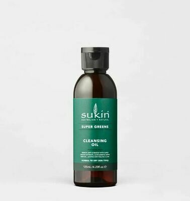 Sukin Cleansing Oil