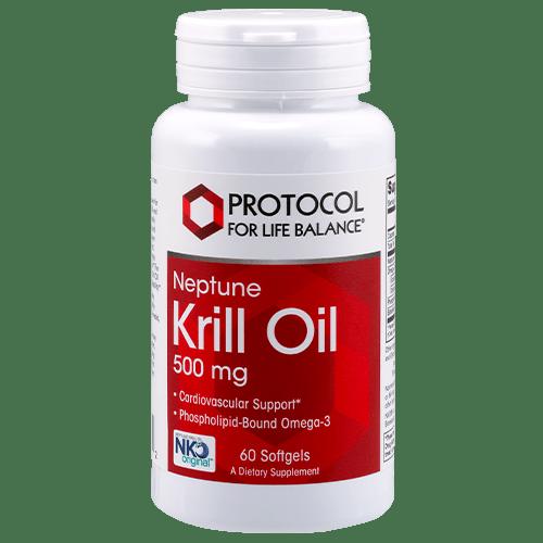 Protocol  for life balance Krill Oil