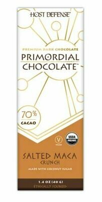 Host Defense Primodial Chocolate Salted Maca