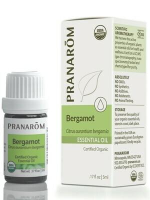 Pranarom EO Bergamot 5ml