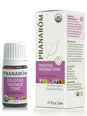 Pranarom EO Digestive Massage Tonic 5ml