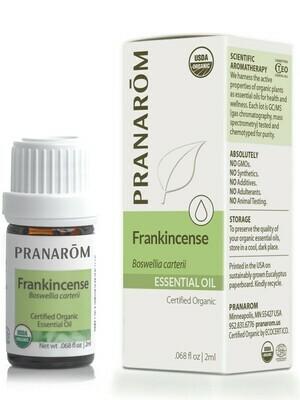 Pranarom EO Frankincense 2ml