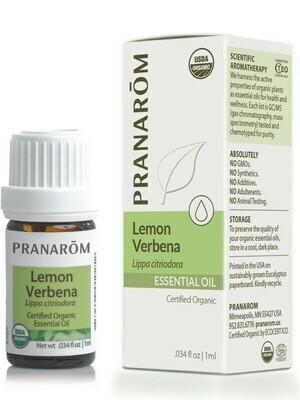 Pranarom EO Lemon Verbena 1ml