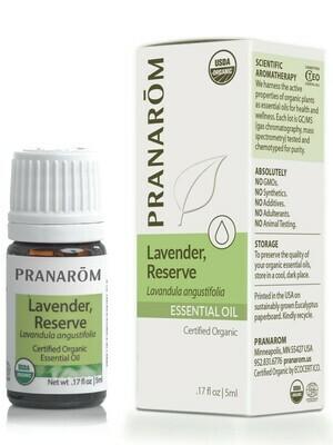Pranarom EO Lavender Reserve 5ml