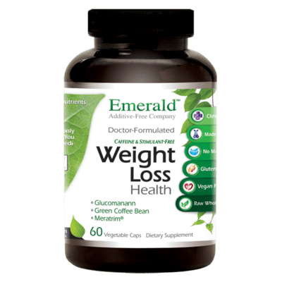Emerald Labs Weight Loss Health 60cap