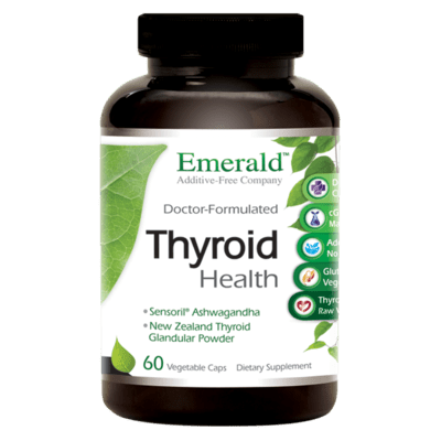 Emerald Labs Thyroid Health 60cap
