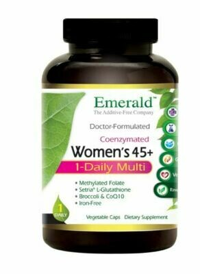 Emerald Labs Womens Multi 45 30cap